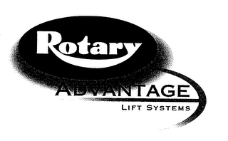 mark for ROTARY ADVANTAGE LIFT SYSTEMS, trademark #78076395