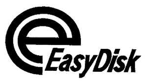 mark for E EASYDISK, trademark #78077460