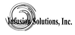 mark for INFUSION SOLUTIONS, INC., trademark #78078504