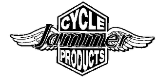 mark for JAMMER CYCLE PRODUCTS, trademark #78085012