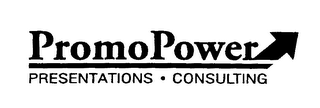 mark for PROMOPOWER PRESENTATIONS CONSULTING, trademark #78086296