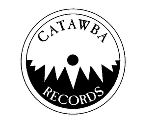 mark for CATAWBA RECORDS, trademark #78087632