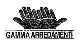 mark for GAMMA ARREDAMENTI, trademark #78090175