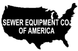 mark for SEWER EQUIPMENT CO. OF AMERICA, trademark #78099049