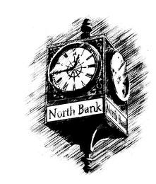 mark for NORTH BANK, trademark #78104873