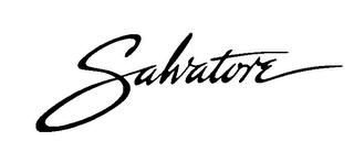 mark for SALVATORE, trademark #78105487