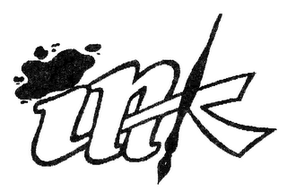 mark for INK, trademark #78105878