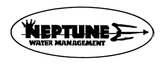 mark for NEPTUNE WATER MANAGEMENT, trademark #78109062