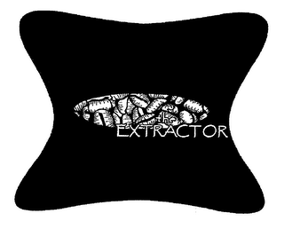 mark for THE EXTRACTOR, trademark #78109996