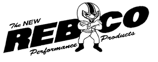 mark for THE NEW REBCO PERFORMANCE PRODUCTS, trademark #78120525