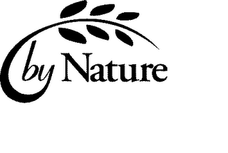 mark for BY NATURE, trademark #78129310