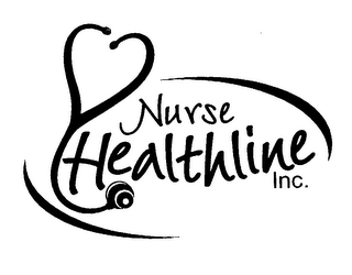 mark for NURSE HEALTHLINE INC., trademark #78134599