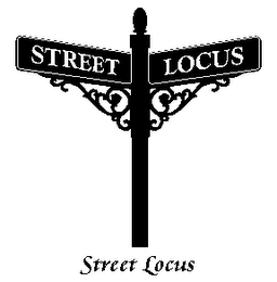 mark for STREET LOCUS STREET LOCUS, trademark #78140097