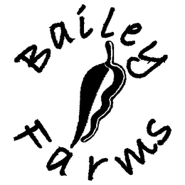 mark for BAILEY FARMS, trademark #78140253