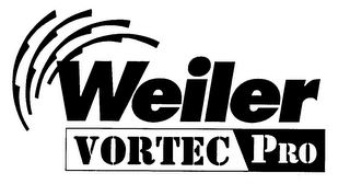 mark for WEILER VORTEC PRO, trademark #78145594