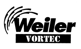 mark for WEILER VORTEC, trademark #78145607