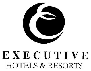 mark for EXECUTIVE HOTELS & RESORTS, trademark #78148140