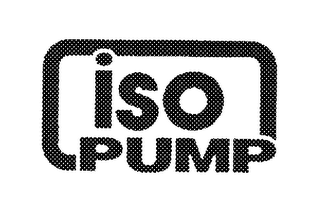 mark for ISO-PUMP, trademark #78148360