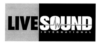 mark for LIVE SOUND INTERNATIONAL, trademark #78148970