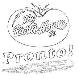 mark for THE PASTA HOUSE CO. PRONTO!, trademark #78157184