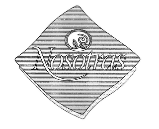 mark for NOSOTRAS, trademark #78164056