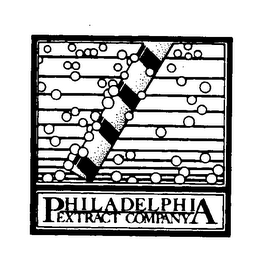 mark for PHILADELPHIA EXTRACT COMPANY, trademark #78169295