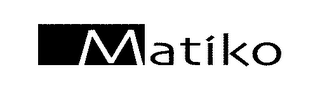 mark for MATIKO, trademark #78172644