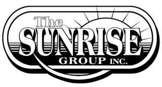 mark for THE SUNRISE GROUP INC., trademark #78176653