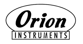 mark for ORION INSTRUMENTS, trademark #78177293