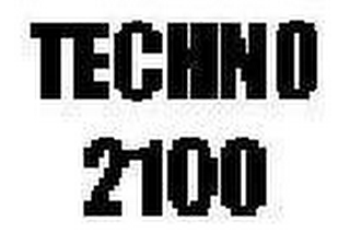 mark for TECHNO 2100, trademark #78177427
