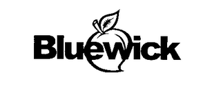 mark for BLUEWICK, trademark #78179854