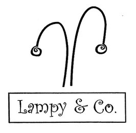 mark for LAMPY & CO., trademark #78188464