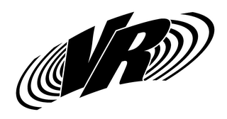 mark for VR, trademark #78190236
