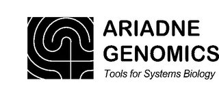 mark for ARIADNE GENOMICS TOOLS FOR SYSTEMS BIOLOGY, trademark #78197282