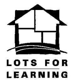 mark for LOTS FOR LEARNING, trademark #78201522