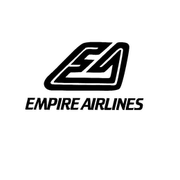 mark for EA EMPIRE AIRLINES, trademark #78211849