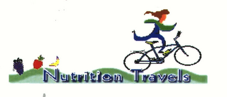 mark for NUTRITION TRAVELS, trademark #78213651