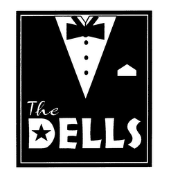 mark for THE DELLS, trademark #78218374