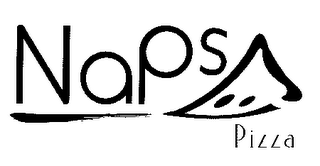 mark for NAPS PIZZA, trademark #78220593