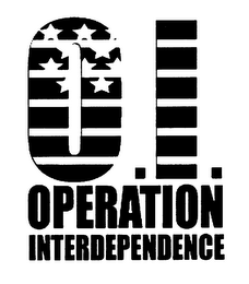 mark for O.I. OPERATION INTERDEPENDENCE, trademark #78223629