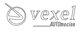 mark for VEXEL AUTOMOCION, trademark #78225770