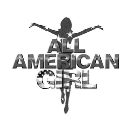 mark for ALL AMERICAN GIRL, trademark #78227473