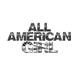 mark for ALL AMERICAN GIRL, trademark #78227476