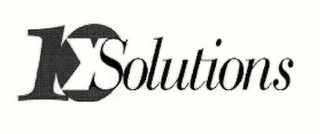 mark for 10XSOLUTIONS, trademark #78233007