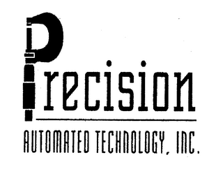 mark for PRECISION AUTOMATED TECHNOLOGY, INC., trademark #78233656