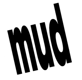 mark for MUD, trademark #78234917