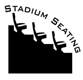 mark for STADIUM SEATING, trademark #78237382