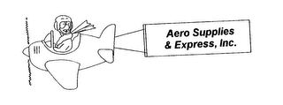 mark for AERO SUPPLIES & EXPRESS, INC., trademark #78244062