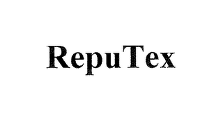 mark for REPUTEX, trademark #78246112