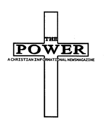 mark for THE POWER A CHRISTIAN INFORMATIONAL NEWSMAGAZINE, trademark #78247736